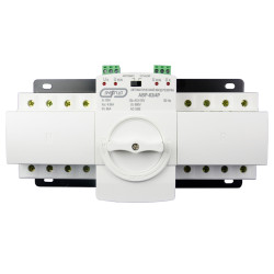 Устройство автоматического ввода резерва Энергия АВР-63/4Р / Е0706-0002
